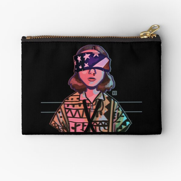 Fourth Of July Eleven Zipper Pouch