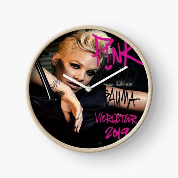 world tour 2019 trauma Clock