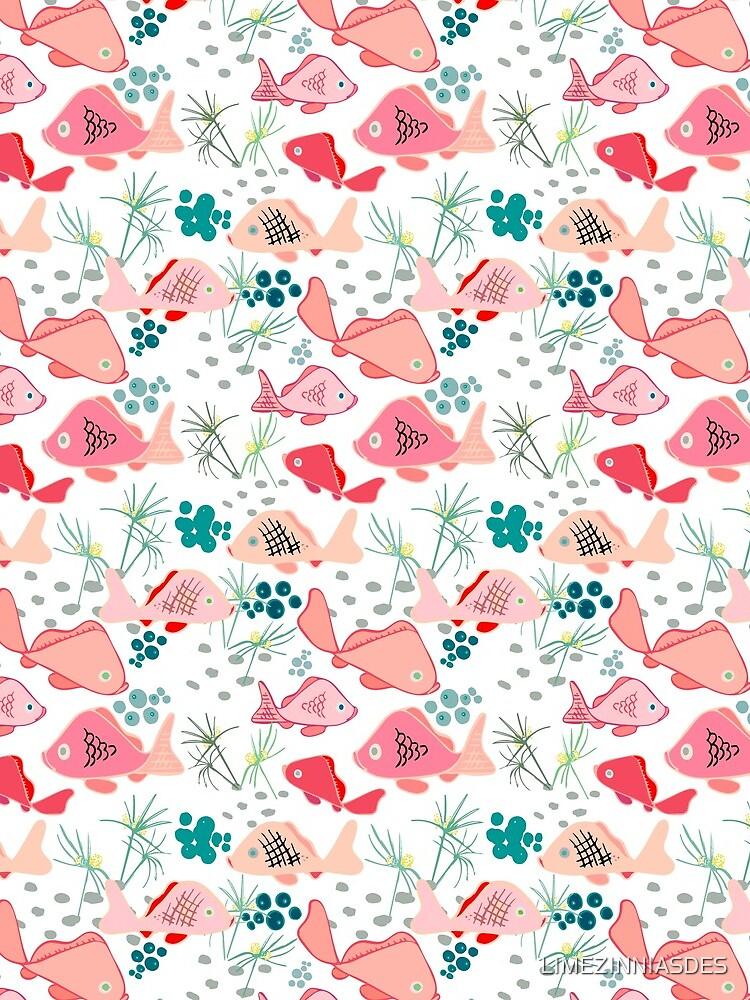 Origami Koi Fish by LIMEZINNIASDES
