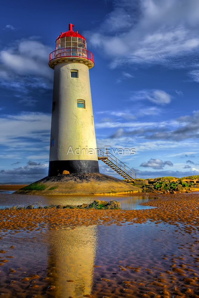 Lighthouse by Adrian Evans