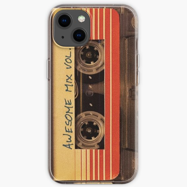 Awesome Mix Vol. 1 iPhone Soft Case