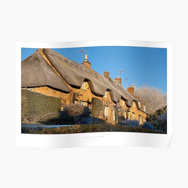 Ebrington, Gloucestershire Poster