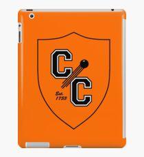 Chudley Cannons Logo iPad Case/Skin