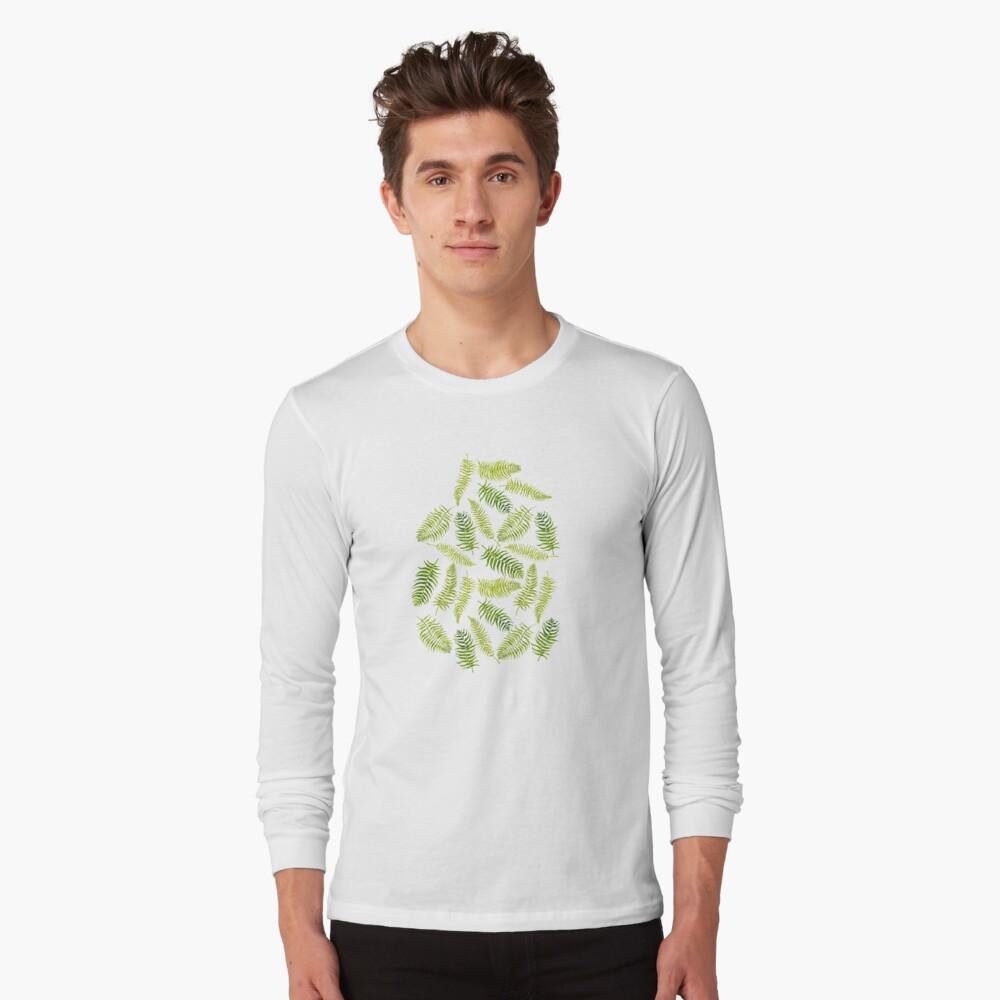 Fern Limelight Long Sleeve T-Shirt