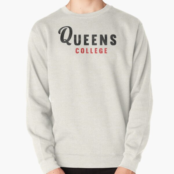 Queens College Pullover Sweatshirt