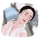 Dan only love//Angel's last mission Love|| Shin Hye Sun fanart by liajung