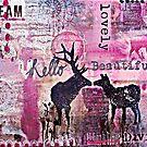 Hello Beautiful by Sarah  Bloom Kinser