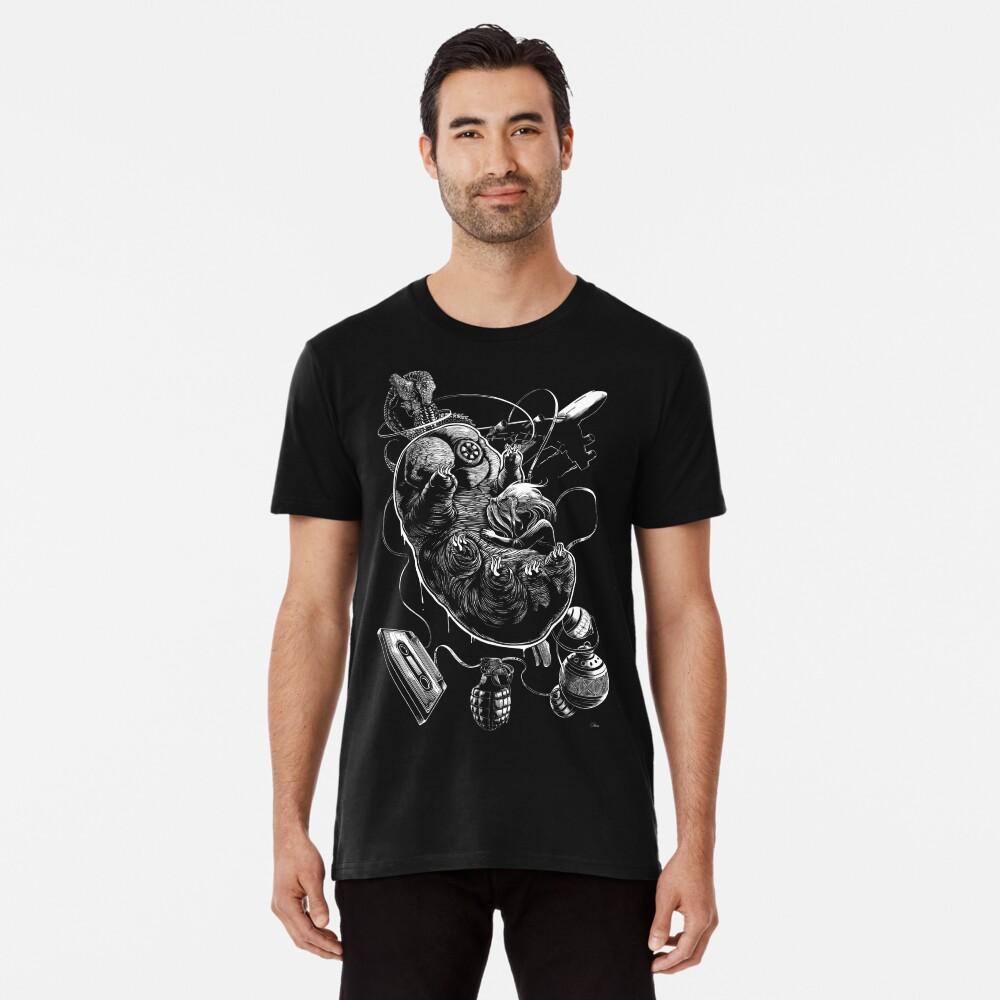 T-shirt premium «Cryptobiosis»