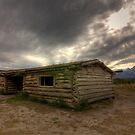 Cunningham Cabin in Grand Teton Nat'l Park by steini
