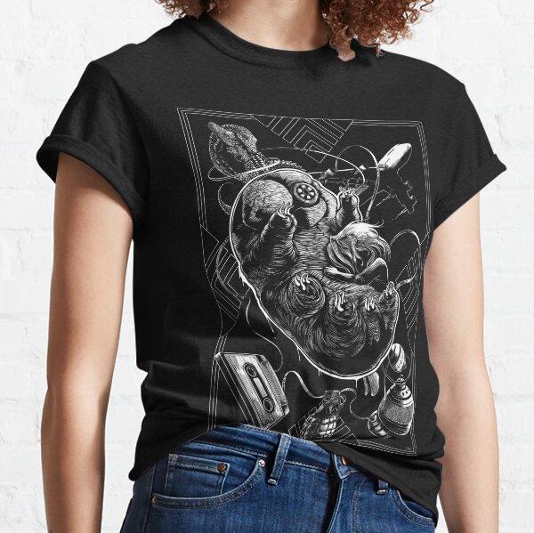 Cryptobiosis (avec cadre) T-shirt classique