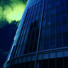 Cityscapes - Blue at Midnight by ShadowDancer