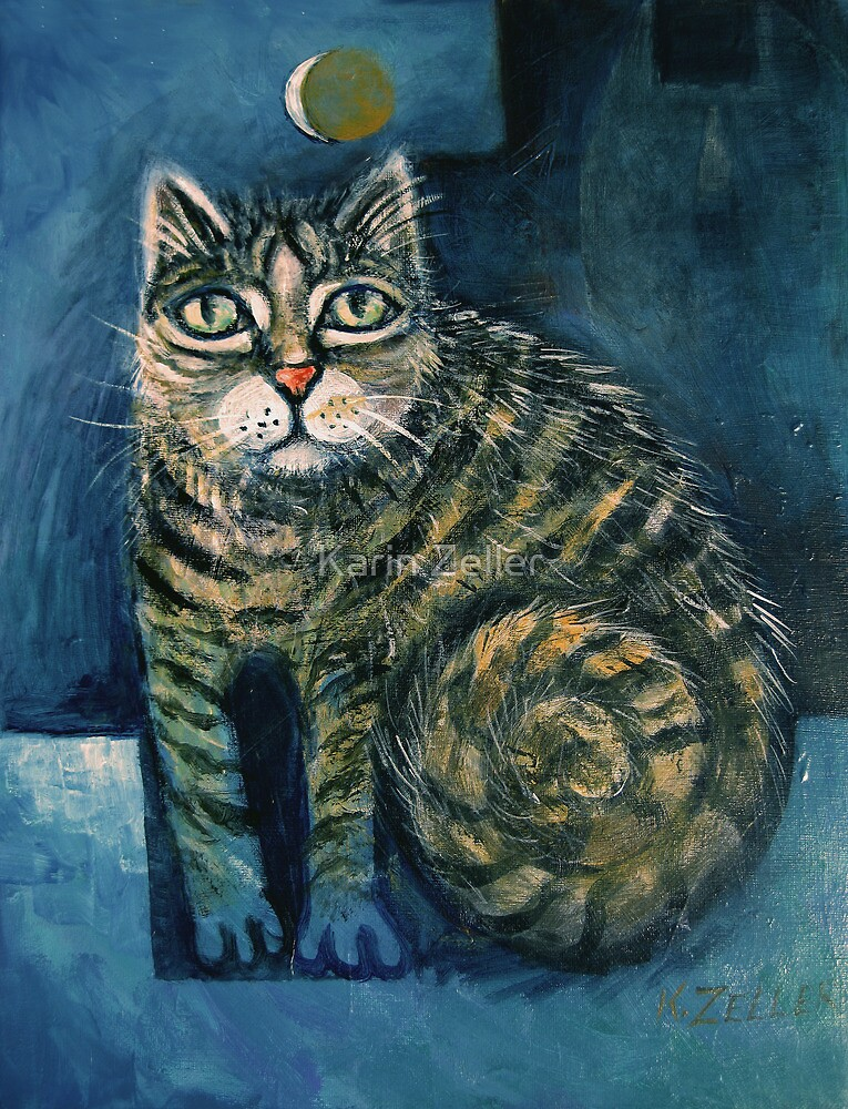 Alley Cat by Karin Zeller
