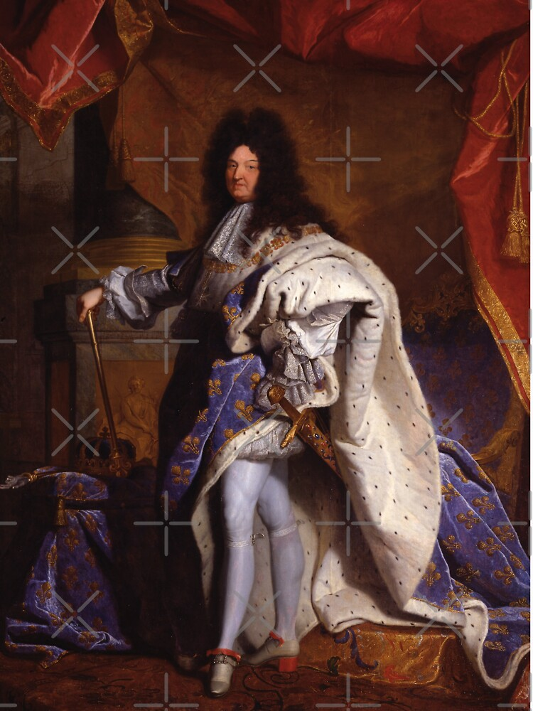 King Louis XIV of France by PattyG4Life