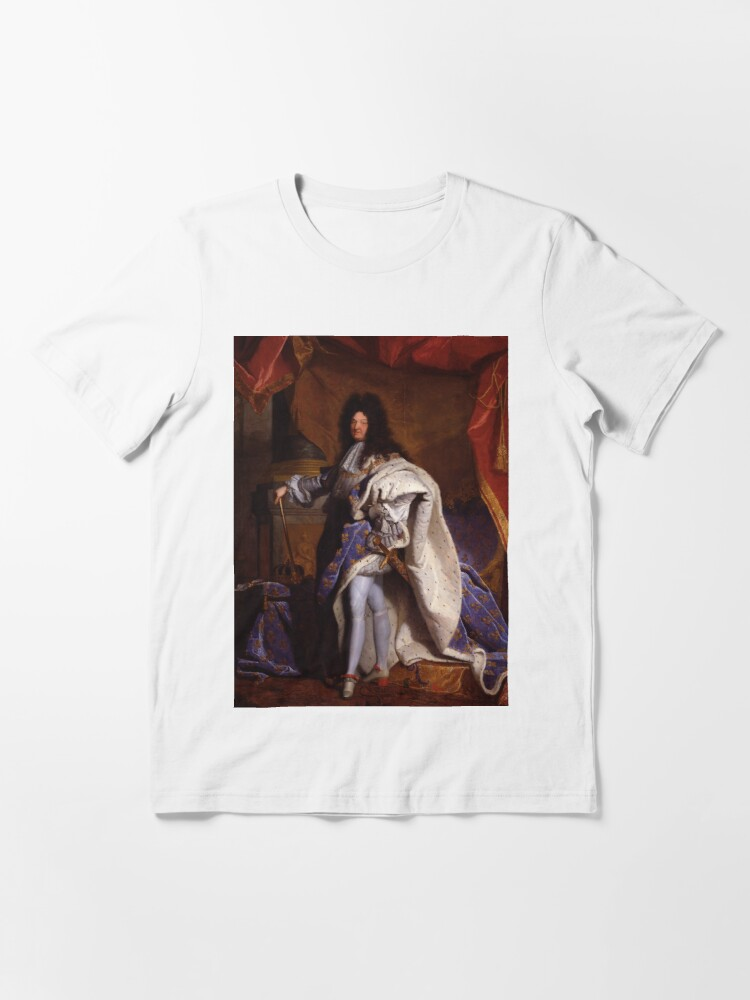 Alternate view of King Louis XIV of France Essential T-Shirt