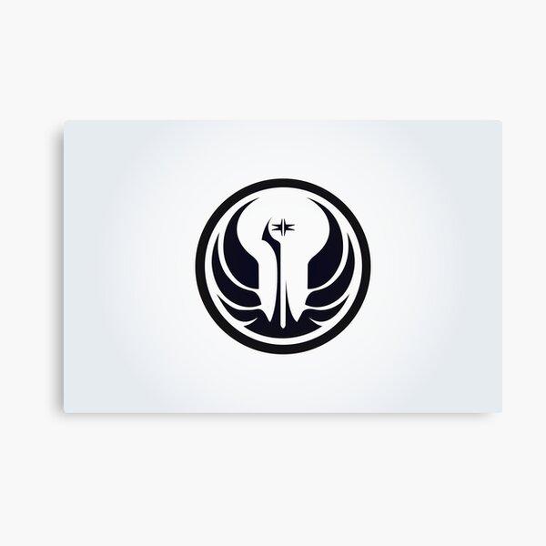 Old Republic Logo Canvas Print