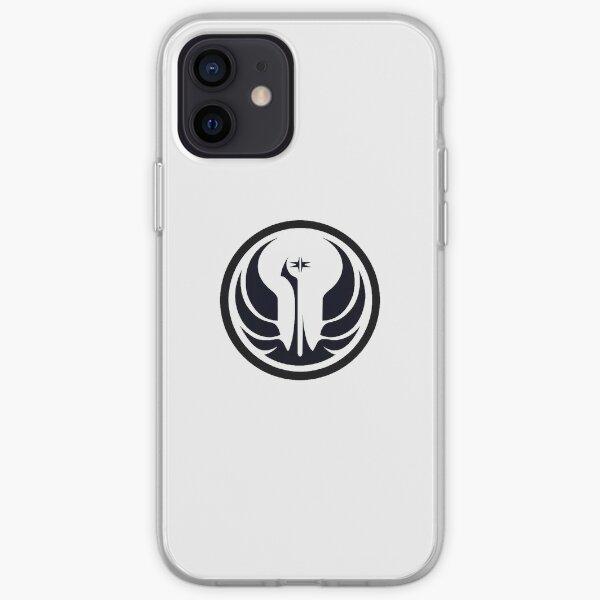 Old Republic Logo iPhone Soft Case