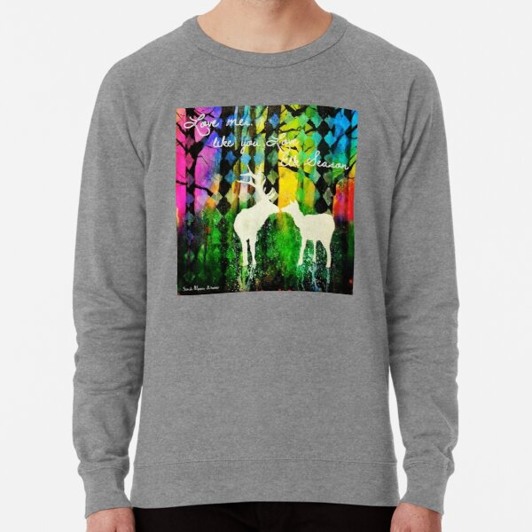 Love Me Lightweight Sweatshirt