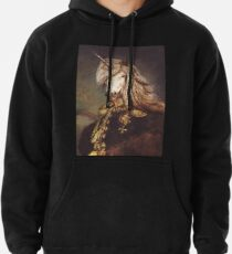 The Count of Wonderland Pullover Hoodie