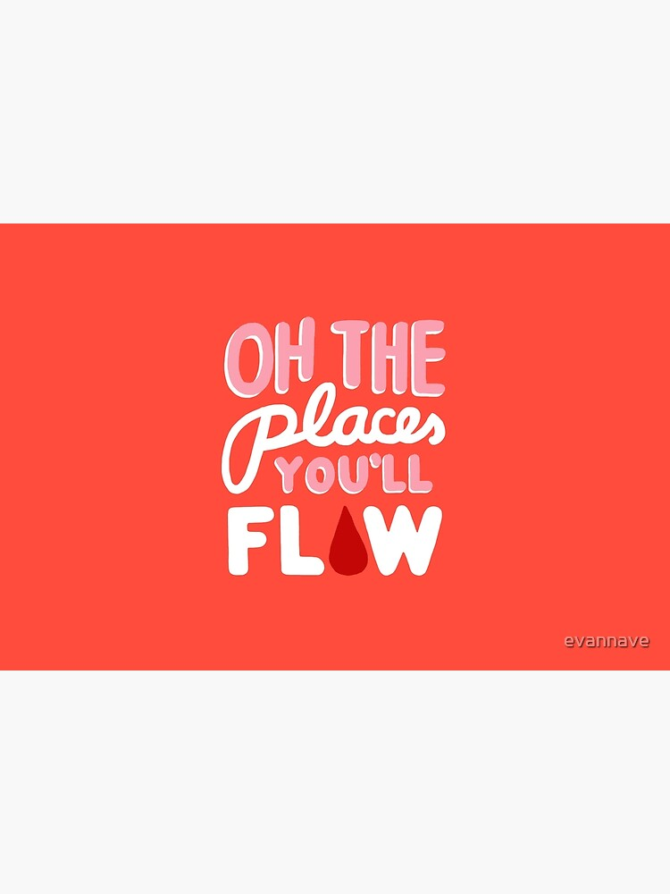 Oh the Places You'll Flow by evannave