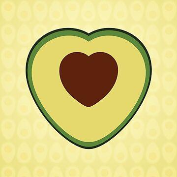 avocado love von supazombie