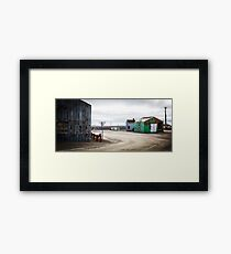 Nunavut Framed Print