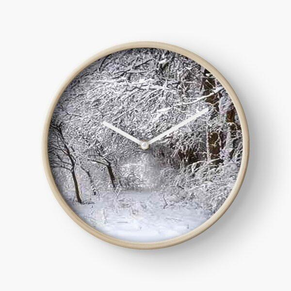 Silver Linings Paths Meet Clock