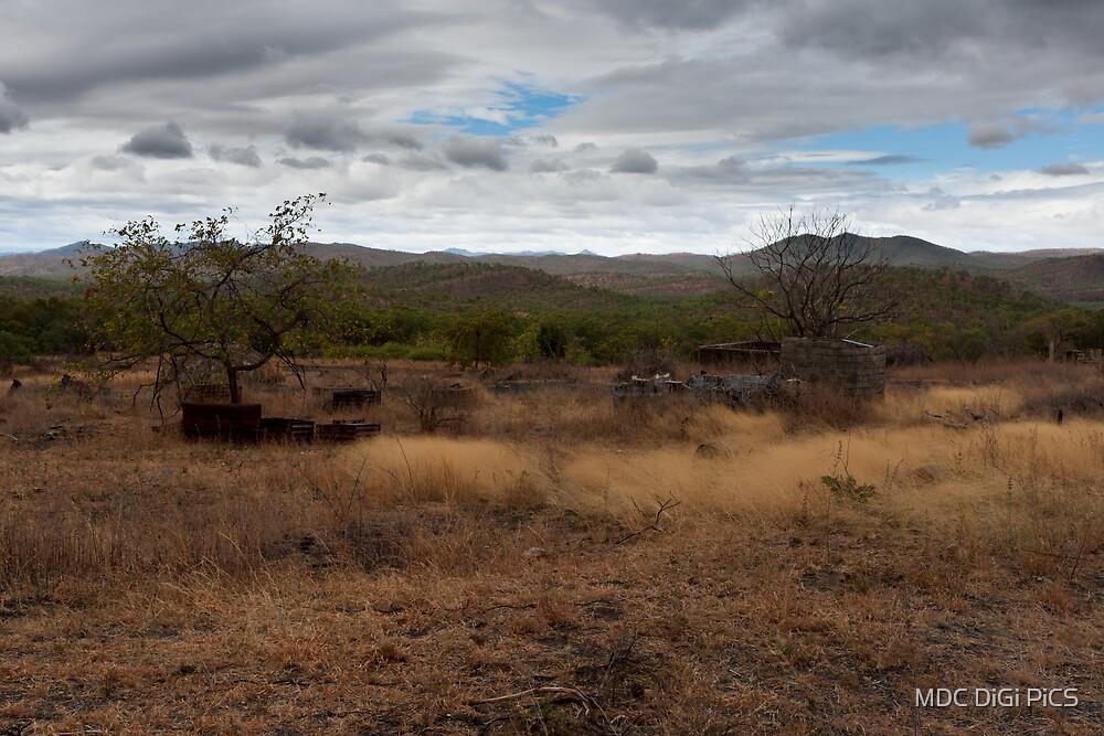Savanah from Mt. Mulligan by MDC DiGi PiCS