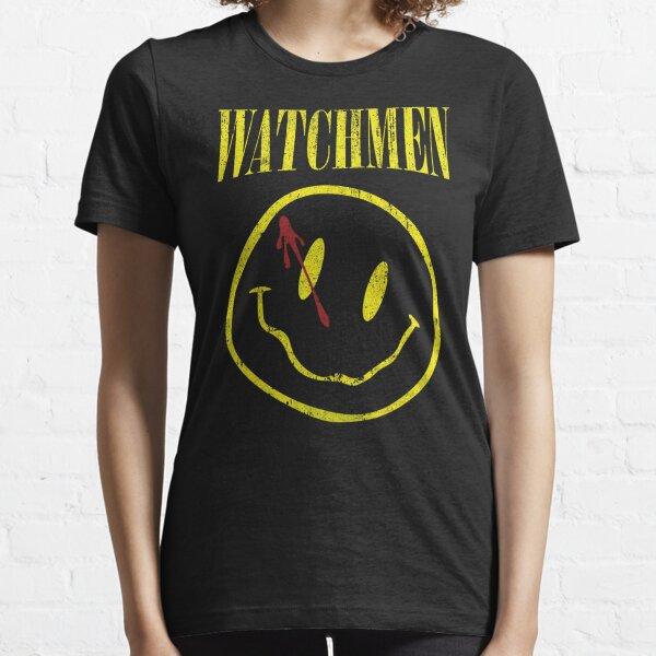 Watchmen T-shirt essentiel