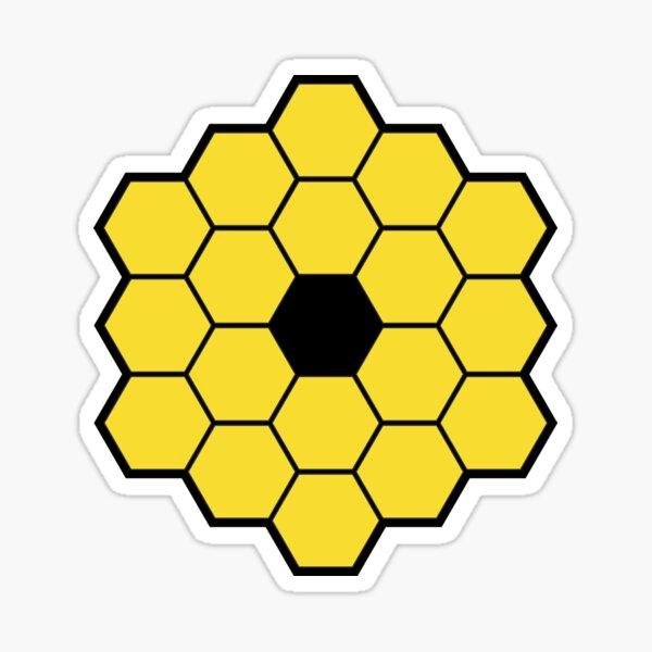 JWST James Webb Space Telescope Sticker