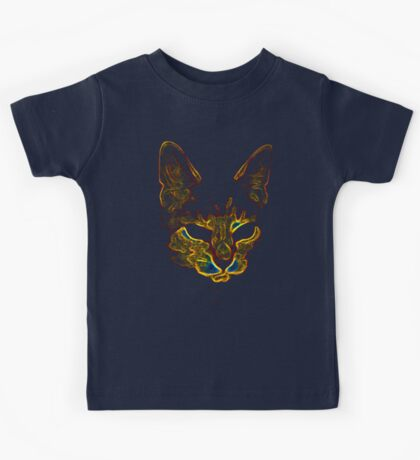 Bad kitty kitty Kids Clothes