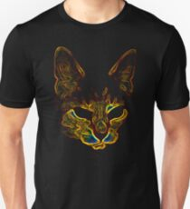 Bad kitty kitty Unisex T-Shirt