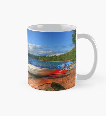 Blue Lake, Ontario, Canada Mug