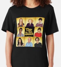 That '70s Bunch (That '70s Show) Slim Fit T-Shirt