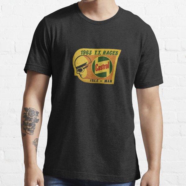 ISLE OF MANN TT VINTAGE 1963 CLASSIC Essential T-Shirt