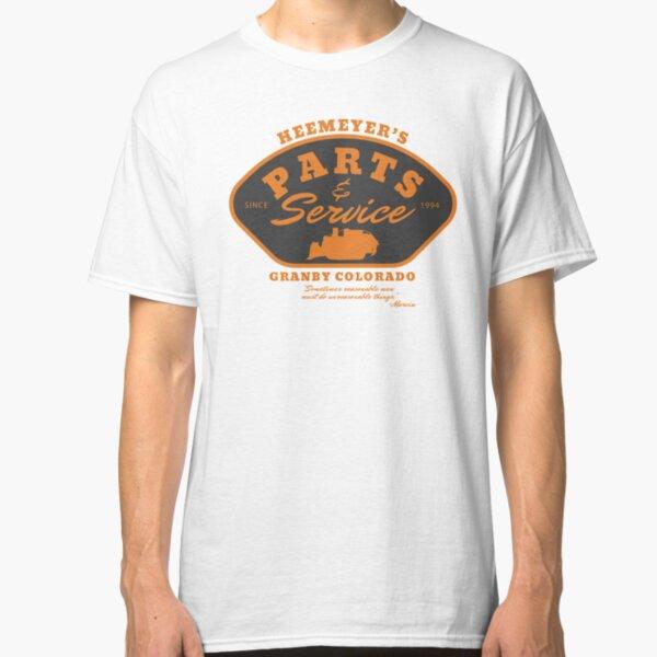 Killdozer Parts and Service Classic T-Shirt