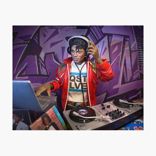 King of DJ's Photographic Print