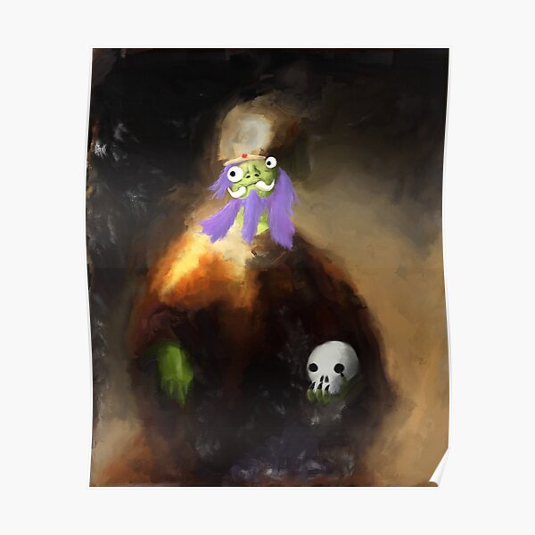 The Orc Prince Poster