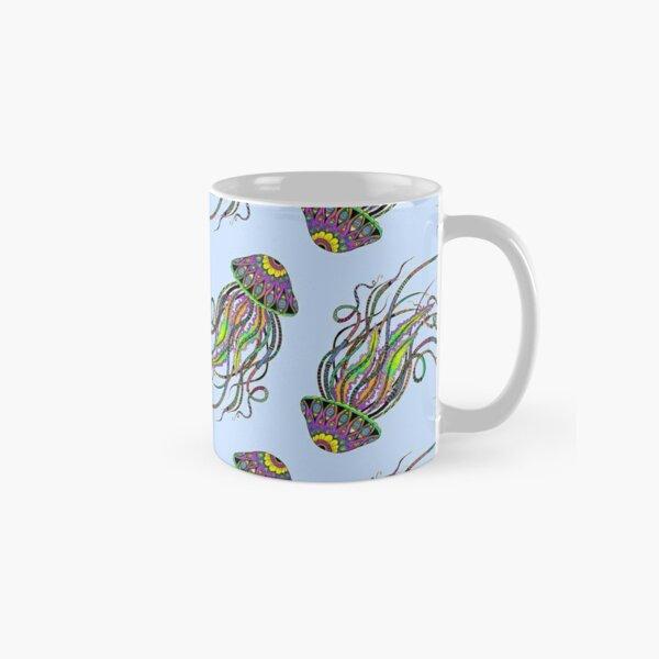 Electric Jellyfish Classic Mug
