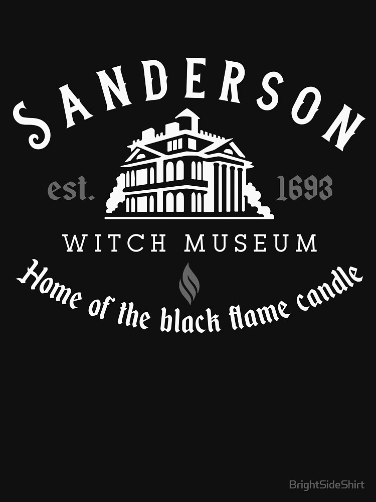Sanderson Witch Museum  by BrightSideShirt