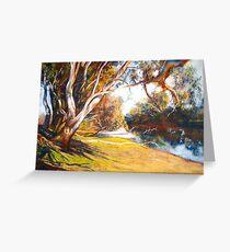'Goulburn Serenity' Greeting Card