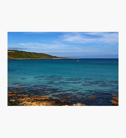 Coverack Bay Photographic Print