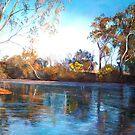 Morning Reflections by Lynda Robinson