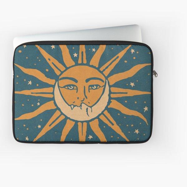 Sun and Moon | Vintage Laptop Sleeve