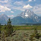 Mount Moran by Daniel Owens