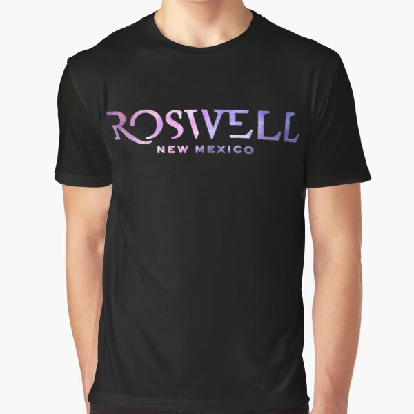Roswell NM Graphic T-Shirt