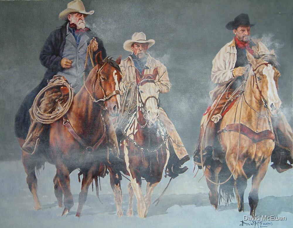 We Three Kings by David McEwen