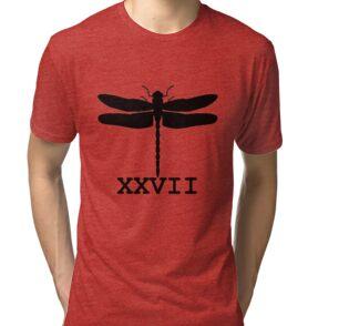 Camiseta de tejido mixto