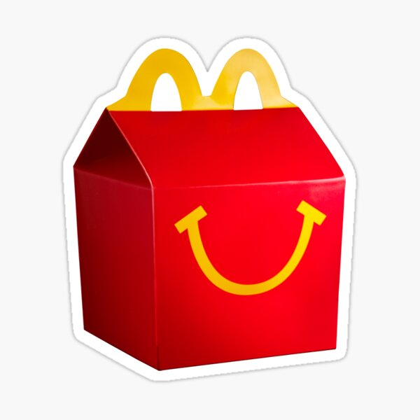 Happy Meal Sticker