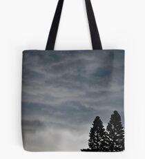 Afternoon Storm Tote Bag