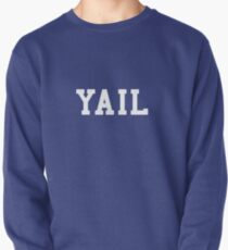 Yail (white letters) Pullover Sweatshirt